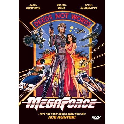 Megaforce (DVD) - image 1 of 1