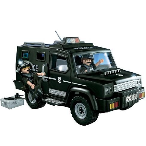 Playmobil Tactical Unit Car - image 1 of 4