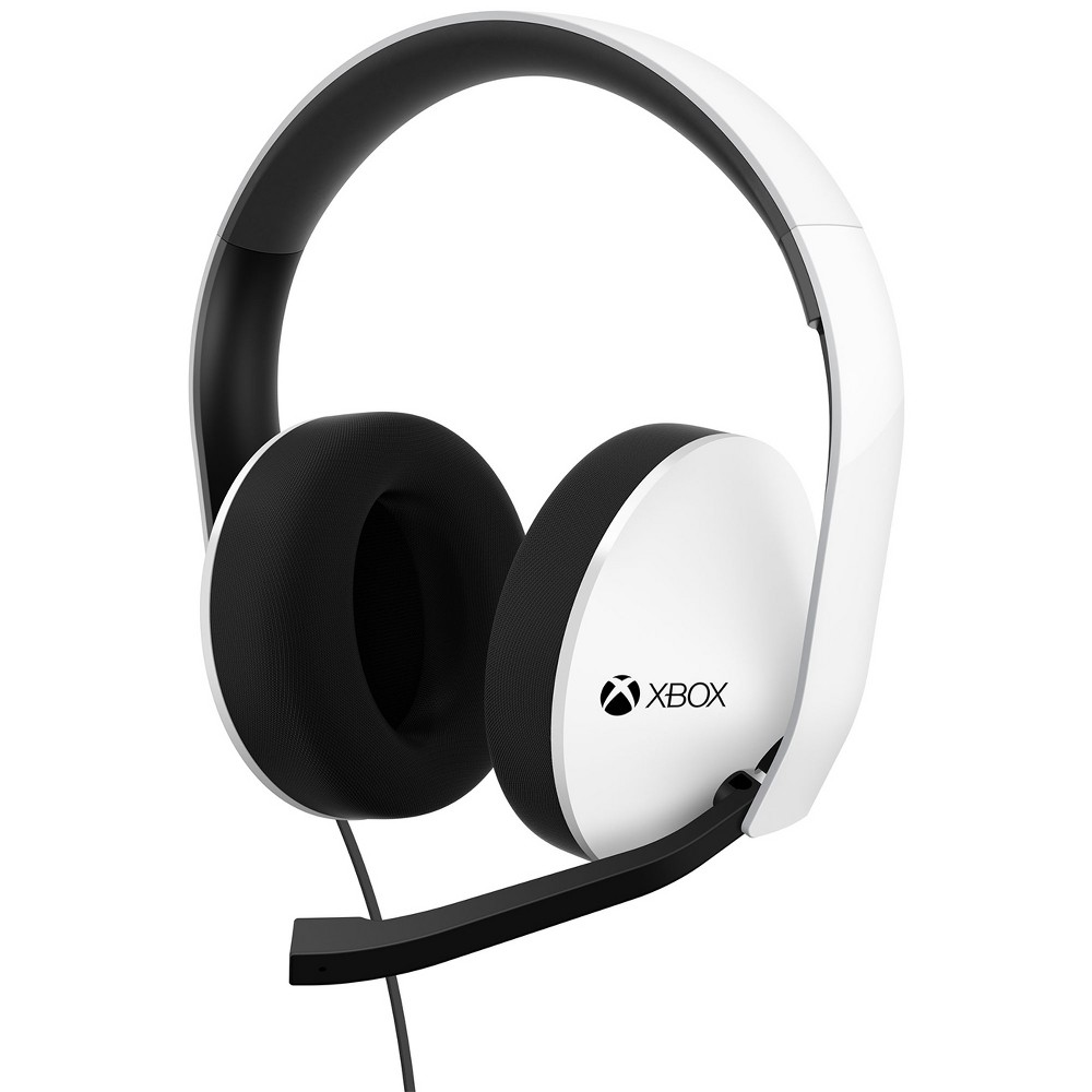 Xbox One Special Edition Stereo Headset - White