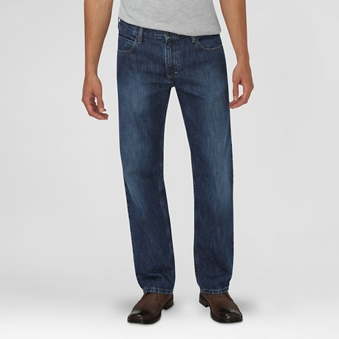 Dickies® Men's Loose Fit Straight Leg 5-Pocket Jeans - image 1 of 1
