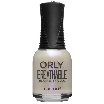 ORLY Breathable Treatment + Color Nail Polish - 0.6 fl oz