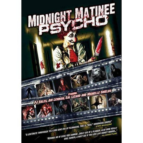 Midnight Matinee Psycho (DVD) - image 1 of 1