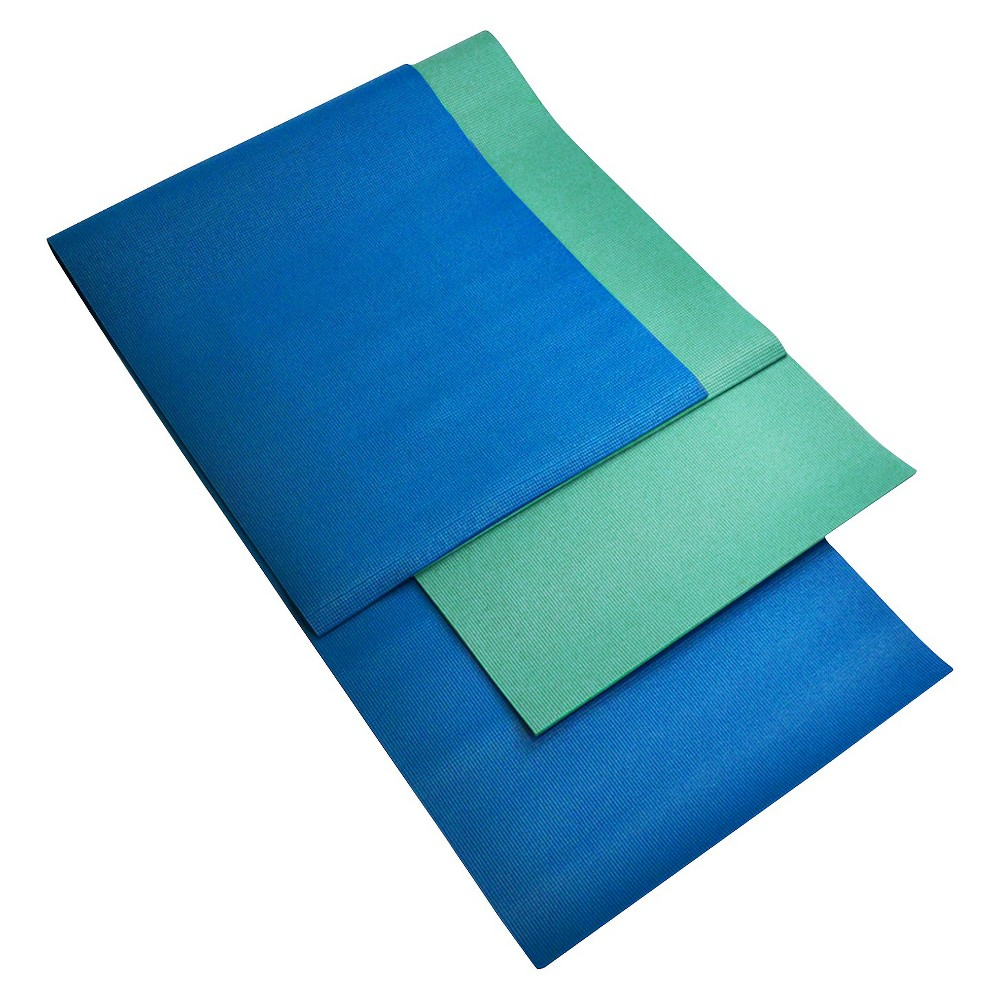 Yoga Direct Extra Long Deluxe Yoga Mat - Blue