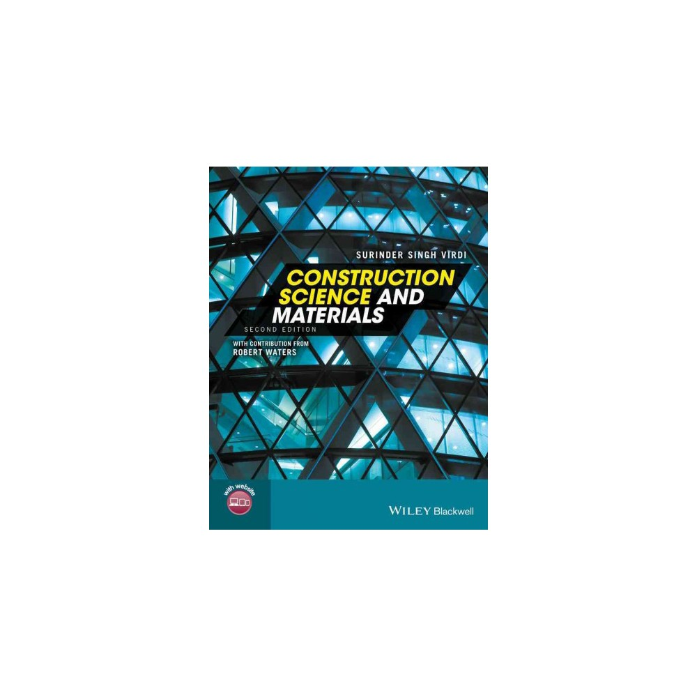Construction Science and Materials (Paperback) (Surinder Singh Virdi)