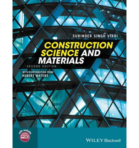Construction Science and Materials (Paperback) (Surinder Singh Virdi) - image 1 of 1