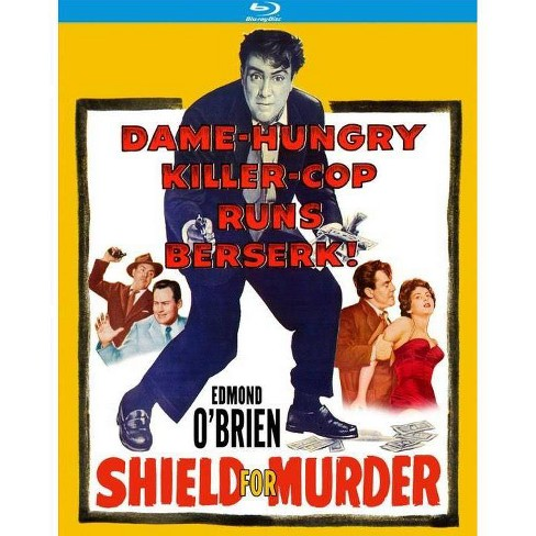 Shield For Murder (Blu-ray) - image 1 of 1