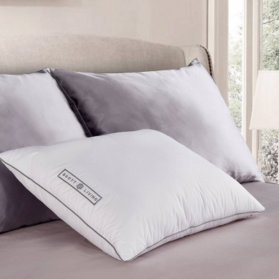 Medium Firm Down Fiber Bed Pillow - Scott Living