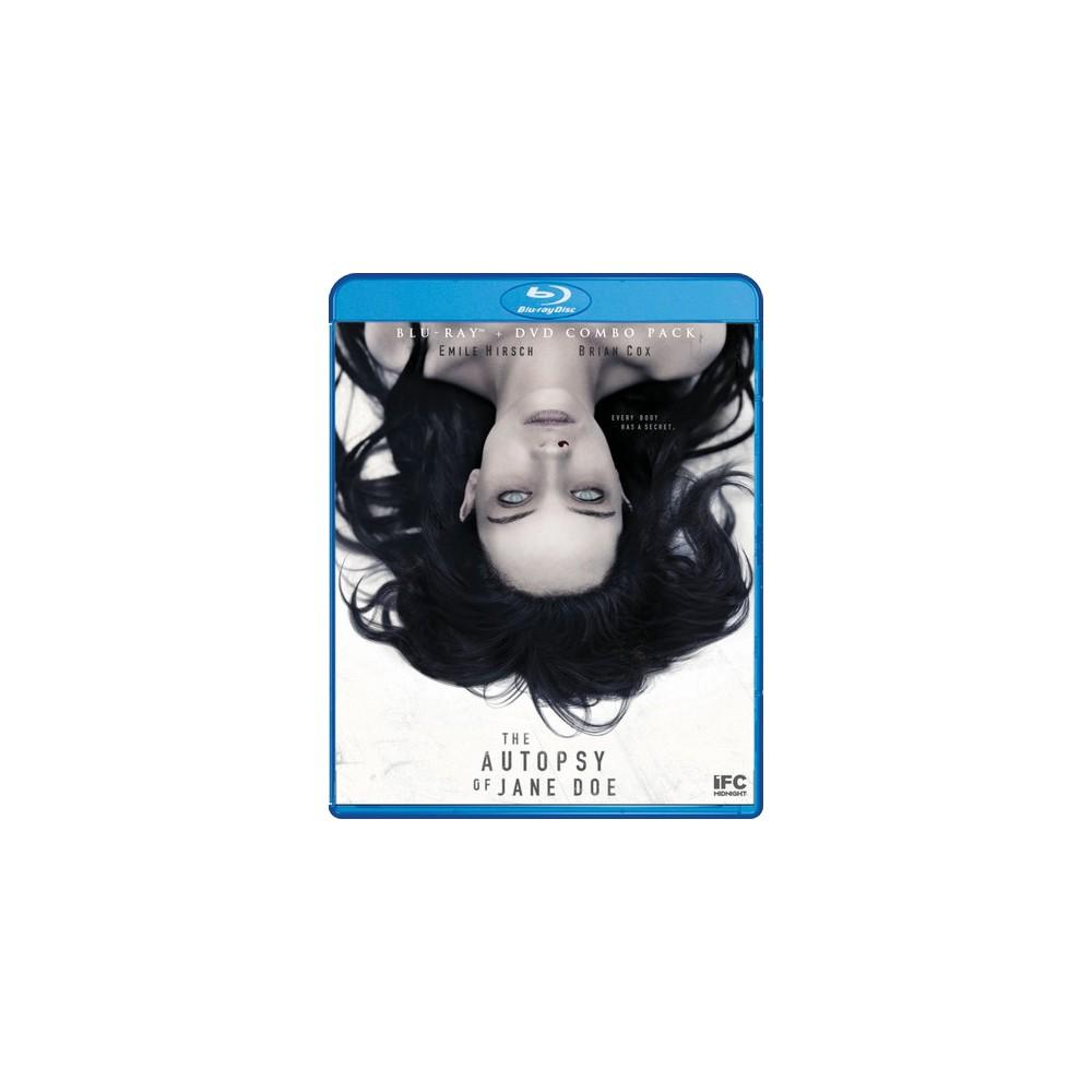 Autopsy Of Jane Doe (Bd/Dvd Combo) (Blu-ray)
