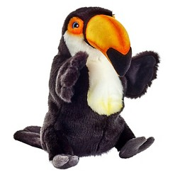 Lelly National Geographic Toucan hand Puppet