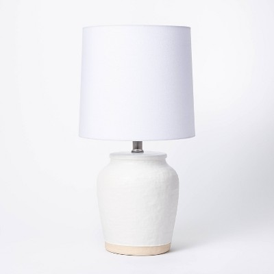 Medium Ceramic Accent Lamp (Includes Light Bulb) - Threshold™