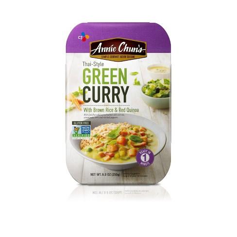 Annie Chun's Thai Style Green Curry 9 oz - image 1 of 1