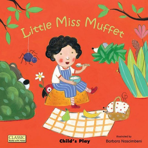 Little Miss Muffet - (Classic Books with Holes) (Paperback) - image 1 of 1