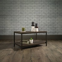 Target.com deals on Sauder North Avenue Coffee Table Smoked Oak