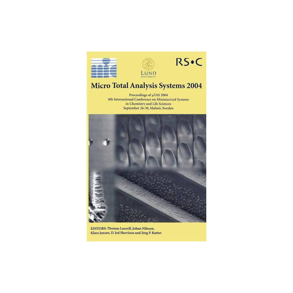 Microtas 2004 - (Special Publication) (Hardcover)