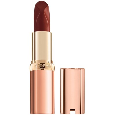 L'Oreal Paris Colour Riche Les Nus Intensely Pigmented Lipstick - 0.13oz