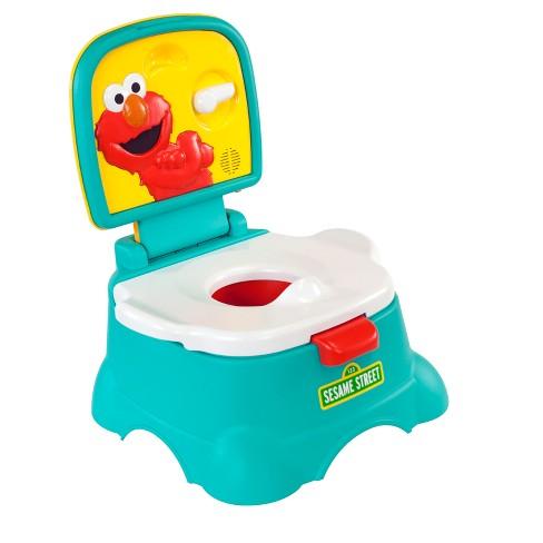 Sesame Street Elmo Hooray Potty - image 1 of 4