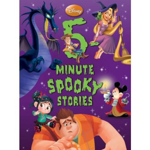 Risultati immagini per Five minutes spooki stories