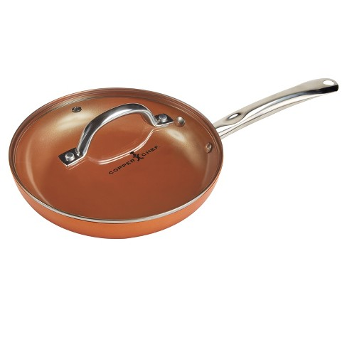 "As Seen on TV 10"" Copper Chef Round Pan - image 1 of 3"
