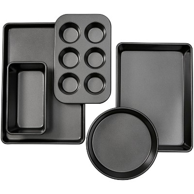 Wilton Ultra Bake Professional 5pc Bakeware Set