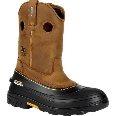Men's Georgia Boot Muddog Waterproof Work Wellington