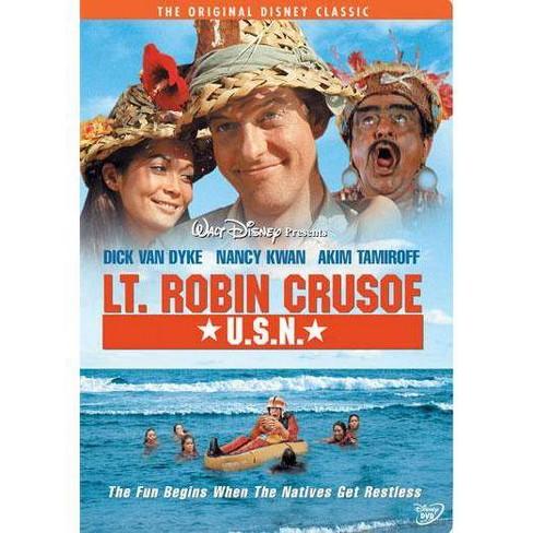 Lt. Robin Crusoe, U.S.N. (DVD) - image 1 of 1