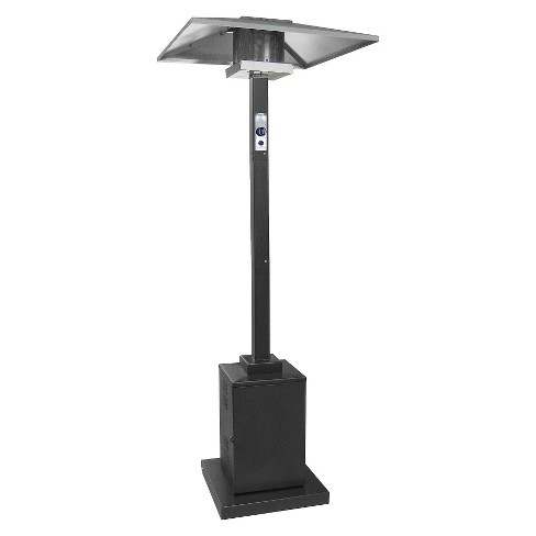 Black Commercial Outdoor Patio Heater - image 1 of 4