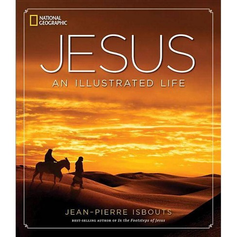 Jesus - by  Jean-Pierre Isbouts (Hardcover) - image 1 of 1
