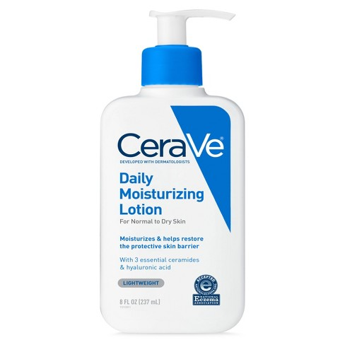 CeraVe Daily Moisturizing Lotion for Normal to Dry Skin- 8oz - image 1 of 3