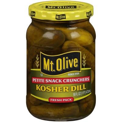 Mt. Olive Kosher Dill - 16oz