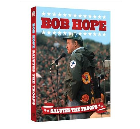 Bob Hope:Salutes The Troops (DVD) - image 1 of 1