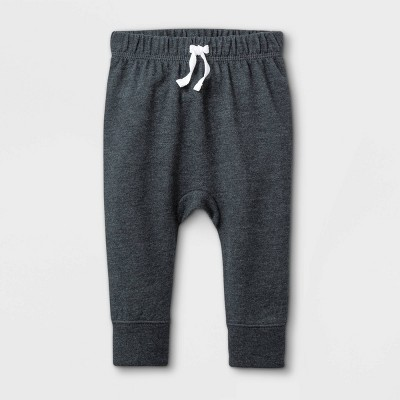 Baby Jogger Pull-On Pants - Cat & Jack™ Charcoal Gray