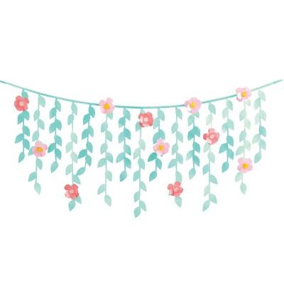 Faux Floral Garland - Spritz™