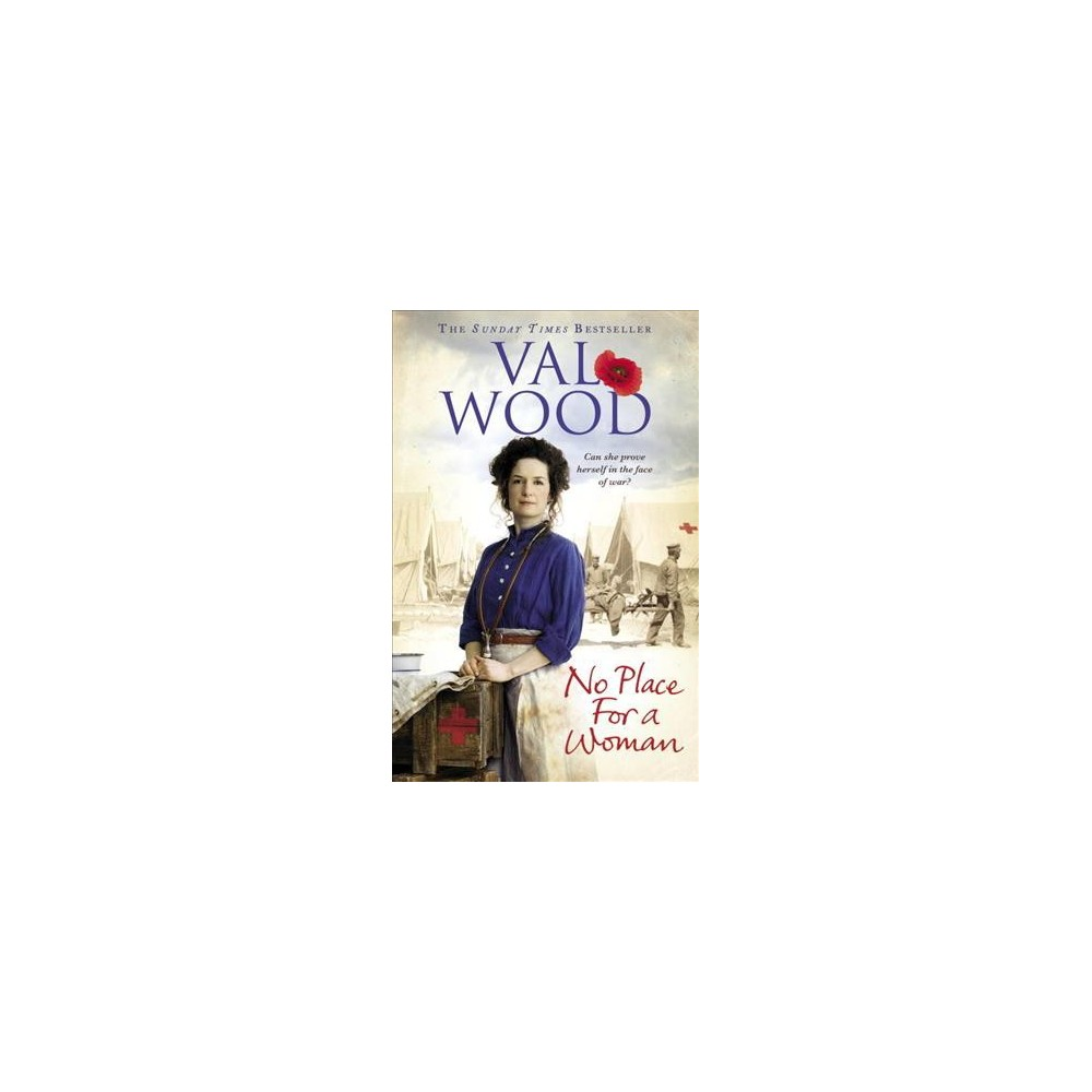 No Place for a Woman (Hardcover) (Val Wood)