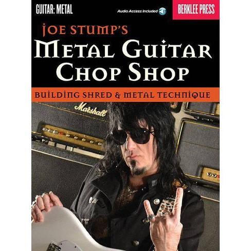 Metal Guitar Chop Shop - by  Joe Stump (Mixed media product) - image 1 of 1