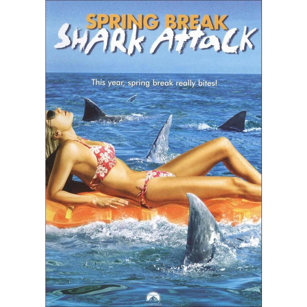 Spring Break Shark Attack (Dvd)