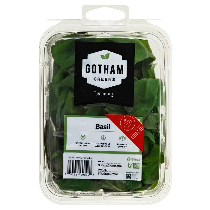 Gotham Greens Basil - 1.5oz Package - image 1 of 1
