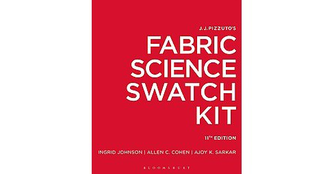 J.j. Pizzuto's Fabric Science Swatch Kit (Paperback) - image 1 of 1