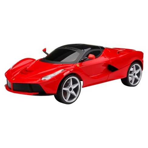 new bright full function rc chargers - la ferrari - red 1:12 : target