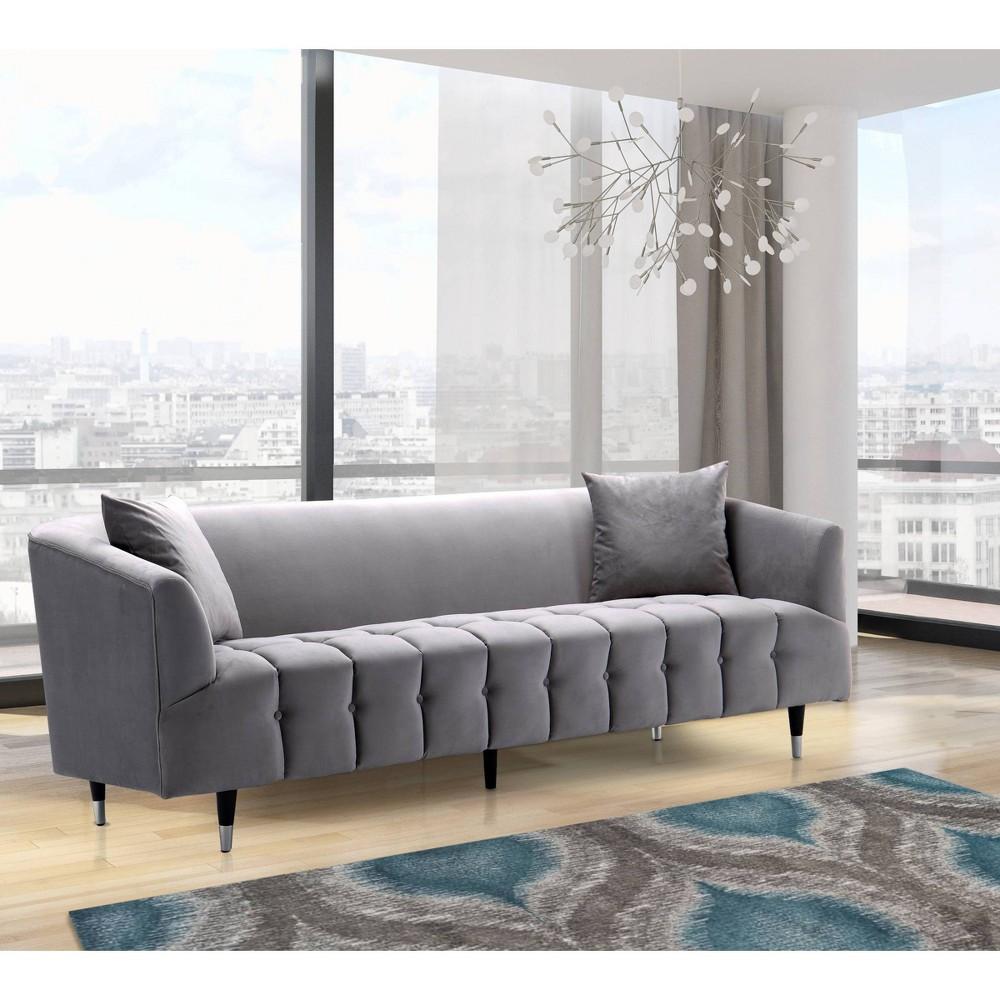 Ella Sofa Silver - Chic Home Design