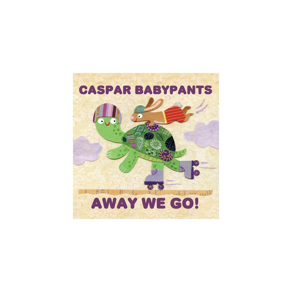 Caspar Babypants - Away We Go (CD)