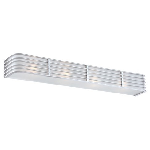 Babette 4 Light Sconce Wall Lights - Silver - Lite Source - image 1 of 2