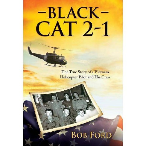 Black Cat 2-1 - by  Bob Ford (Paperback) - image 1 of 1