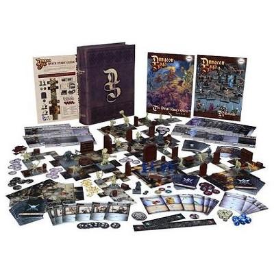 Dungeon Saga - The Dwarf King's Quest Board Game