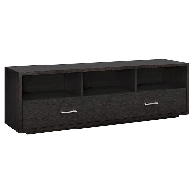 """Red Creek TV Stand for TVs up to 70"""" - Espresso - Room & Joy"""