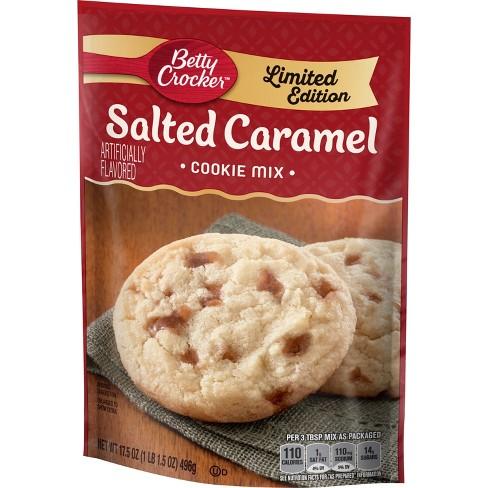 Betty Crocker Salted Caramel Cookie Mix - 17.5oz - image 1 of 3
