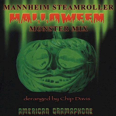 Mannheim steamroller - Halloween monster mix (CD) - image 1 of 1