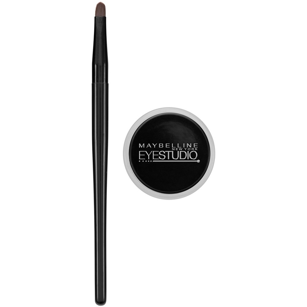 Image of Maybelline Eye Studio Lasting Drama Gel Eyeliner - 950 Blackest Black - 0.12 fl oz