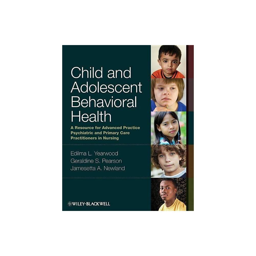 Child and Adolescent Behavioral Health - (Paperback)