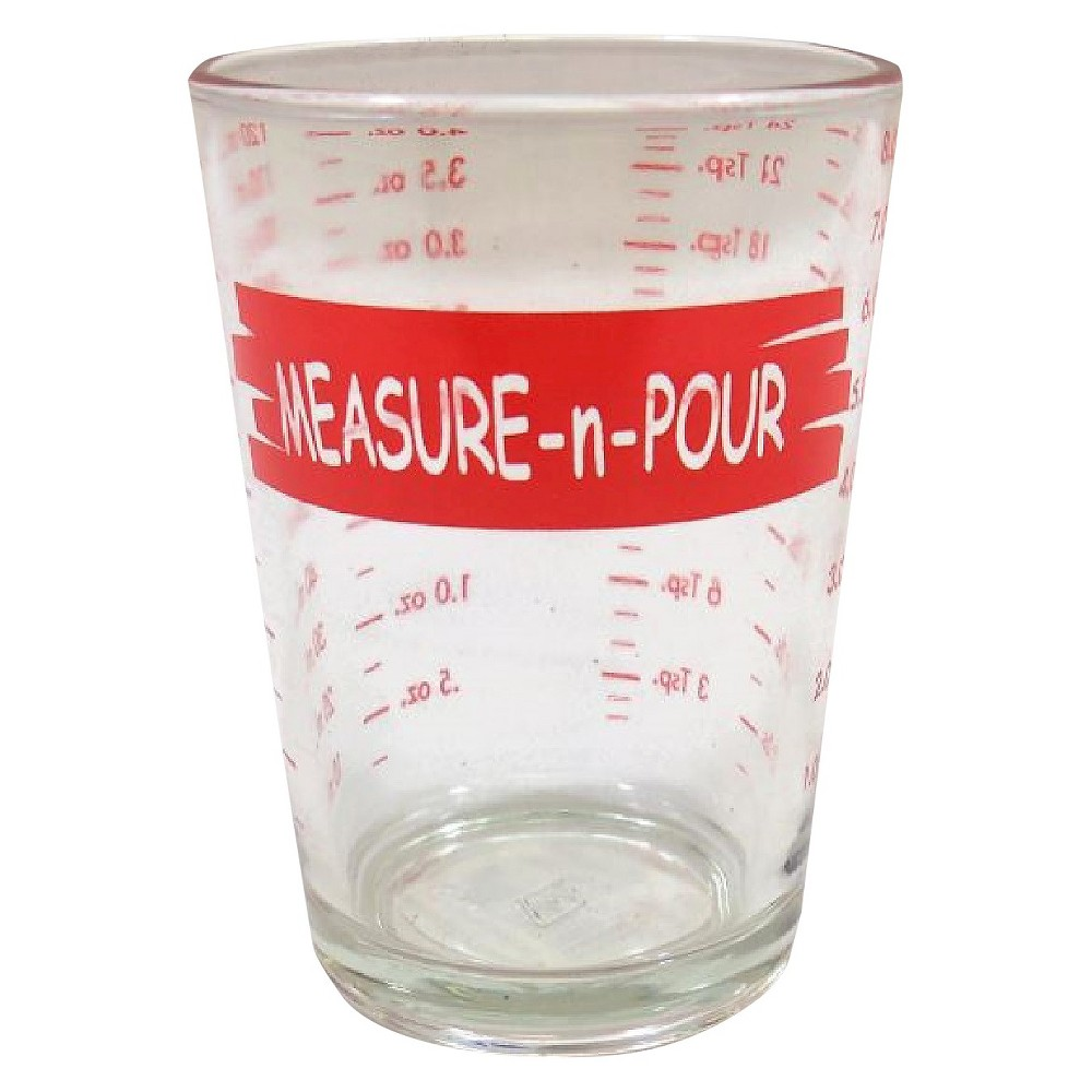 Image of Measuring Cup TableCraft, Clear
