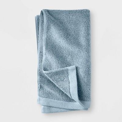 Organic Hand Towel Sky Blue - Casaluna™
